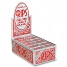 Red Rips Rolling Papers - 37mm Wide thumbnail