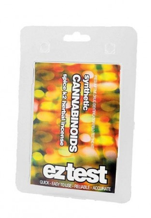 eztest Ouicktest synthetic Cannabinoids