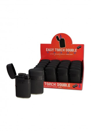 Lighters Easy Torch 88 with Double Jet Flame