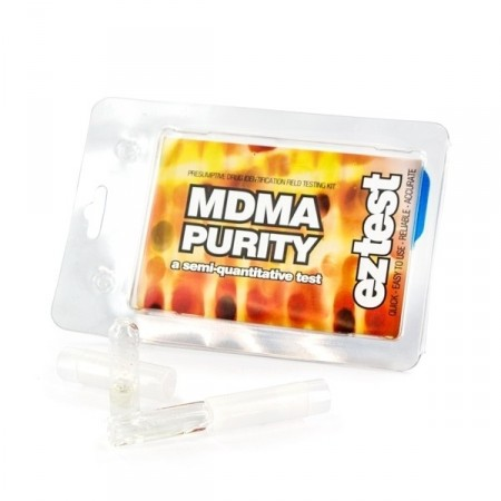 eztest Ouicktest MDMA Purity
