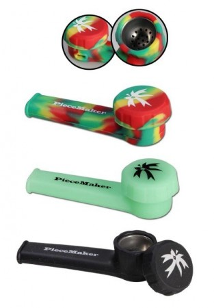 PieceMaker Karma Silicone Hand Pipe