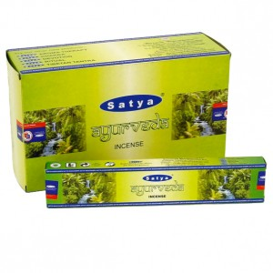 Satya Ayurveda Incense Sticks