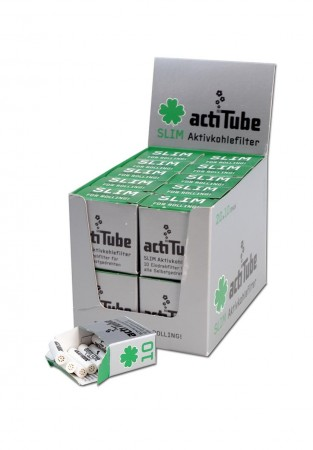 ActiTube Activated Cabon Filter Slim