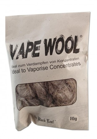Vape Wool Hemp Fibres