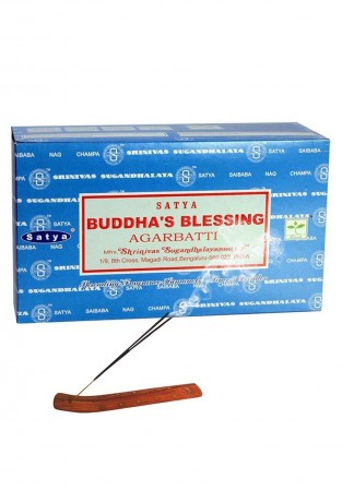 Satya Incense Sticks Buddhas Blessing