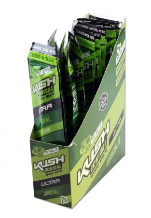 Kush Conical Herbal Wraps Ultra Original