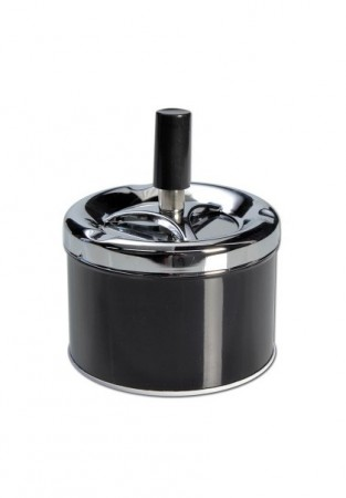 Metal Spinning Ashtray