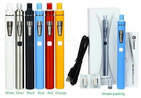 Joyetech eGo AIO D16 Quick Start Kit - 1500mAh