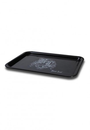 Black Leaf Mixing Tray Black Leaf
