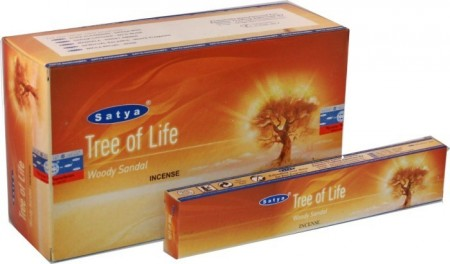 Satya Three of Life Incense Sticks