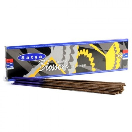 Satya Incense Black Blossom