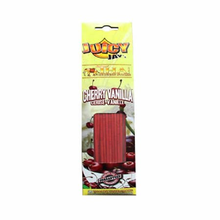 JUICY JAYS THAI INCENSE STICKS - CHERRY VANILLA