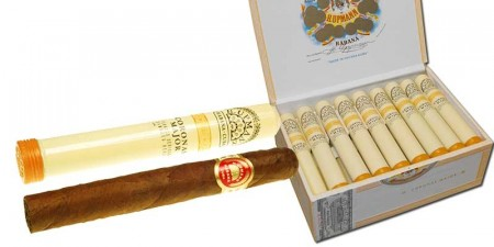 H Upmann Coronas Major Tubos
