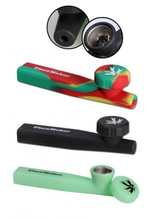 PieceMaker Kazili Silicone Hand Pipe