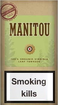 Manitou Green Virginia Rolling Tobacco