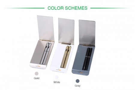 VapeOnly New Malle PCC Kit with Malle S Ecig 180mAh